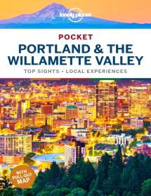 PORTLAND & THE WILLAMETTE VALLEY -LONELY PLANET