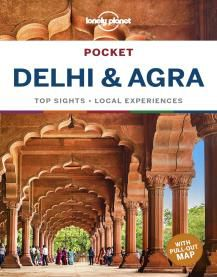 DELHI & AGRA. POCKET -LONELY PLANET