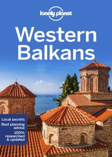 WESTERN BALKANS -LONELY PLANET