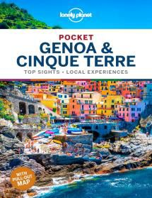 GENOA & CINQUE TERRE. POCKET -LONELY PLANET