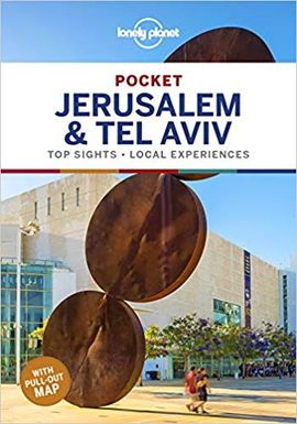 JERUSALEM & TEL AVIV. POCKET -LONELY PLANET