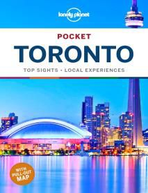 TORONTO. POCKET -LONELY PLANET