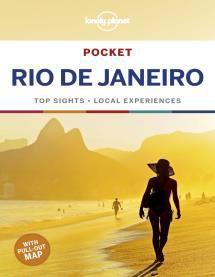 RIO DE JANEIRO. POCKET GUIDE -LONELY PLANET