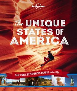 UNIQUE STATES OF AMERICA, THE -LONELY PLANET
