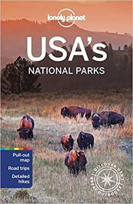 USA'S NATIONAL PARKS -LONELY PLANET