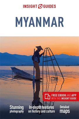 MYANMAR (BURMA) -INSIGHT GUIDES
