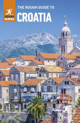 CROATIA -ROUGH GUIDE