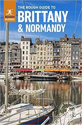 BRITTANY & NORMANDY -ROUGH GUIDES