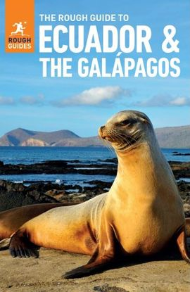 ECUADOR & THE GALAPAGOS -ROUGH GUIDE