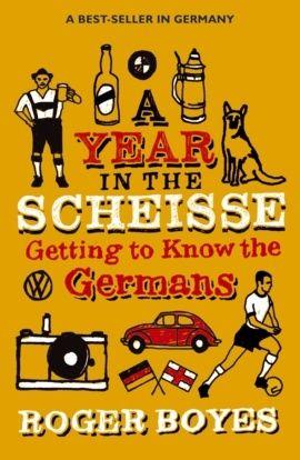 YEAR IN THE SCHEISSE