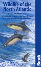 WILDLIFE OF THE NORTH ATLANTIC A CRUISING GUIDE -BRADT