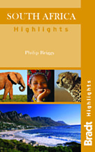 SOUTH AFRICA -HIGHLIGHTS GUIDES -BRADT
