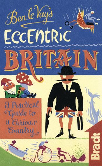BRITAIN. ECCENTRIC -BRADT