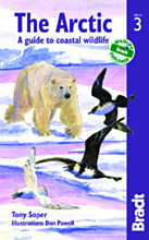 ARCTIC, THE. A GUIDE TO COASTAL WILDLIFE -BRADT