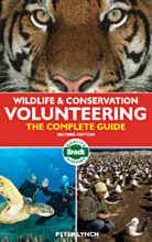 WILDLIFE & CONSERVATION VOLUNTEERING. COMPLETE GUIDE -BRADT