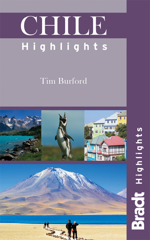 CHILE. HIGHLIGHTS -BRADT