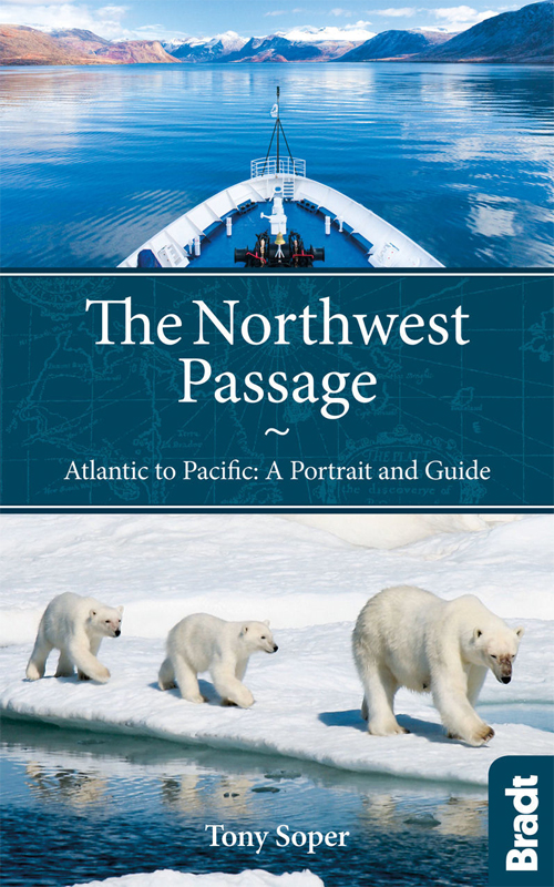 NORTHWEST PASSAGE, THE -BRADT