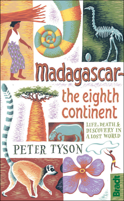 MADAGASCAR. THE EIGHTH CONTINENT -BRADT