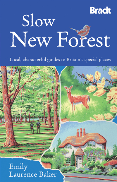 NEW FOREST -SLOW TRAVEL GUIDES -BRADT
