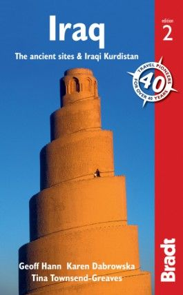 IRAQ. THE ANCIENT SITES & IRAQI KURDISTAN -BRADT
