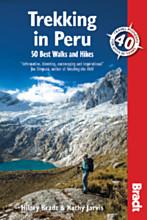 TREKKING IN PERU -BRADT