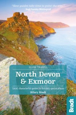 NORTH DEVON & EXMOOR. SLOW TRAVEL -BRADT