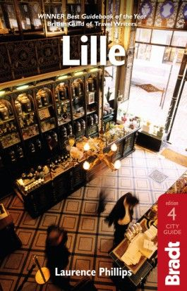 LILLE -CITY GUIDE -BRADT