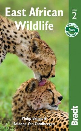 EAST AFRICAN WILDLIFE -WILDLIFE GUIDES-BRADT