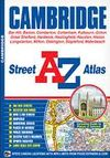 CAMBRIDGE 1:15.840 / 1:7920 STREET AZ ATLAS