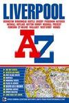 LIVERPOOL STREET ATLAS -A-Z MAP