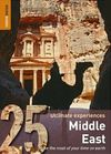 MIDDLE EAST. 25 ULTIMATE EXPERIENCES -ROUGH GUIDE