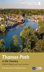 THAMES PATH IN THE COUNTRY -OFFICIAL NATIONAL TRAIL GUIDE