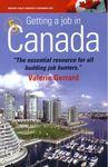 CANADA, GETTING A JOB IN
