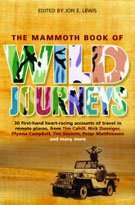 WILD JOURNEYS, THE MAMMOTH BOOK OF