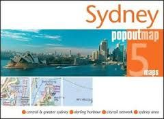 SYDNEY -POPOUT MAP