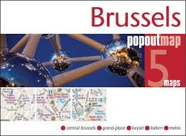 BRUSSELS -POPOUT MAP