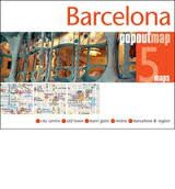 BARCELONA -POPOUT MAP