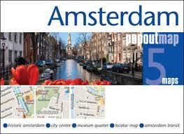 AMSTERDAM -POPOUT MAP