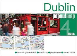 DUBLIN -POPOUT MAP