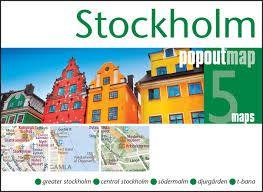 STOCKHOLM -POPOUT MAP