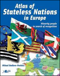 ATLAS OF STATELESS NATIONS IN EUROPE
