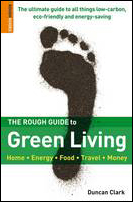 GREEN LIVING -ROUGH GUIDE