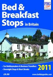 2012 BED & BREAKFAST IN BRITAIN -FHG GUIDES