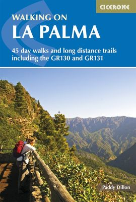 WALKING ON LA PALMA -CICERONE