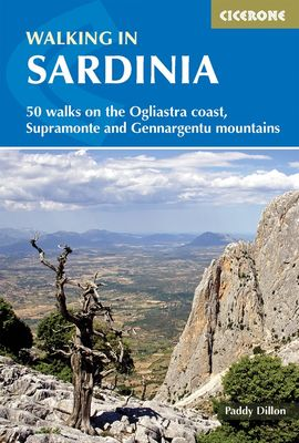 WALKING IN SARDINIA -CICERONE
