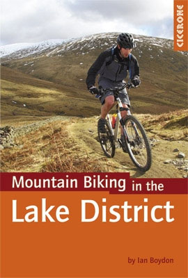 LAKE DISTRICT, MOUNTAIN BIKING IN THE -CICERONE