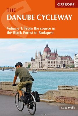 DANUBE CYCLEWAY, THE -CICERONE VOL. 1