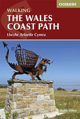 WALES COAST PATH, THE -WALKIN CICERONE