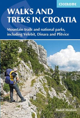 WALKS AND TREKS IN CROATIA -CICERONE