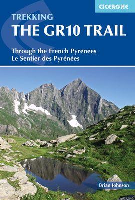 GR 10 TRAIL, TREKKING THE -CICERONE